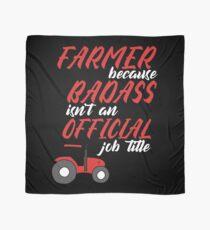 Beruf Landwirt Beruf Traktor Geschenk Tuch