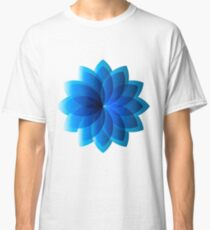 Abstract Digital Star Classic T-Shirt