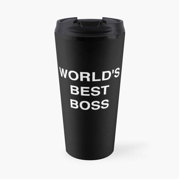 World's best boss | The Office Travel Mug