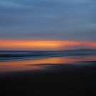 Grants Beach Sunset by Kitsmumma
