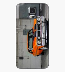 Red Ford Falcon XY GT Case/Skin for Samsung Galaxy