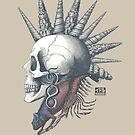 Punk is {not} Dead von idorucreactive