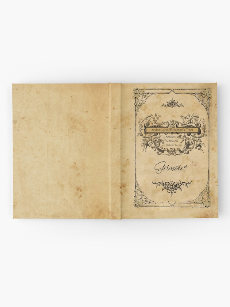 Alternate view of The Trinity Masquerade Hardcover Journal