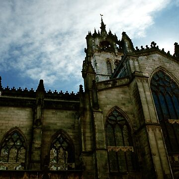 St Giles Cathedral - Edinburgh by renilicious