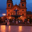 Cuzco Night by Jane McDougall