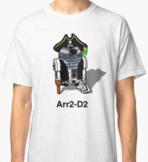 Pirate Droid Arr2-D2 Classic T-Shirt