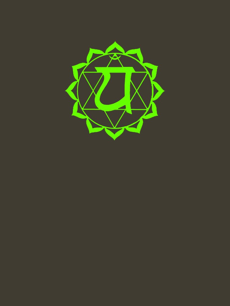 Anahata (Heart) Chakra by Lotusflower