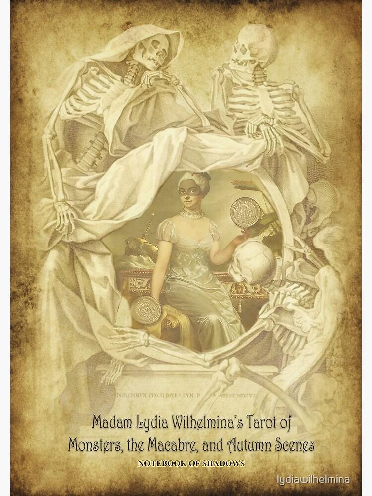 The Black Water Masquerade by lydiawilhelmina