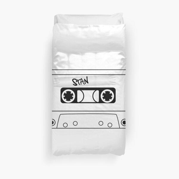 Stan Tape Eminem Duvet Cover