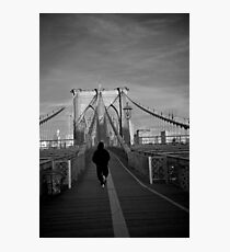 Escape from Brooklyn Photographic Print