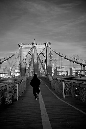 Escape from Brooklyn by Gayan Benedict