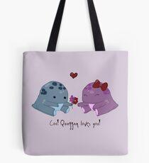 Quaggan loves you! Tote Bag