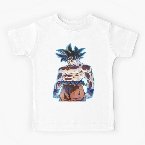 Goku ultra instinto T-shirt enfant