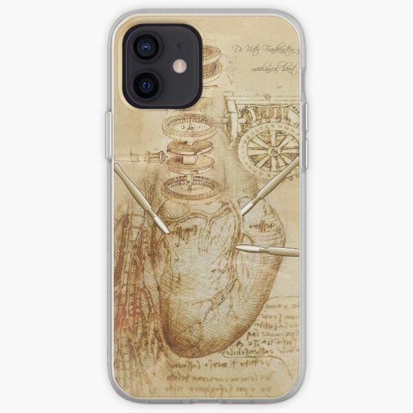 Frankenstein's Broken Heart iPhone Soft Case