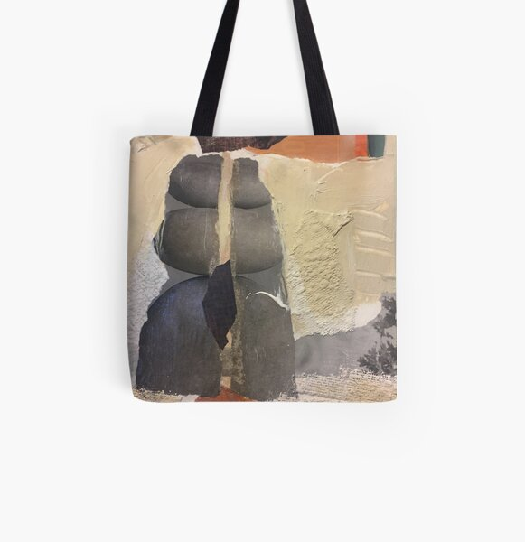 Confined No. 3 All Over Print Tote Bag