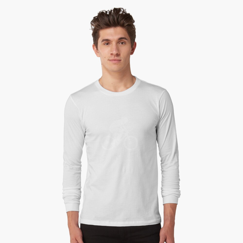Cycling is my life Long Sleeve T-Shirt