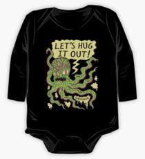 Lets Hug It Out One Piece - Long Sleeve
