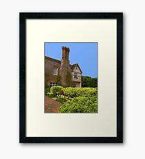 Pashley Manor Framed Print