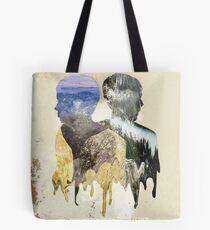 """Dan & Phil """"You're next to me in my life"""" Print Tote Bag"""