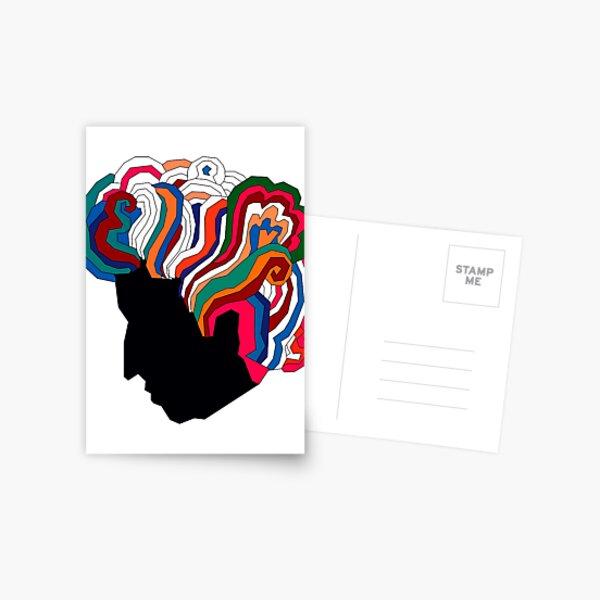 Bob Dylan Rainbow Postal
