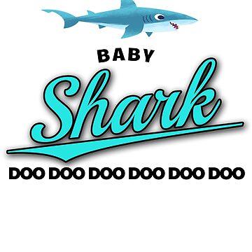 Baby Shark for Boy by Slackr