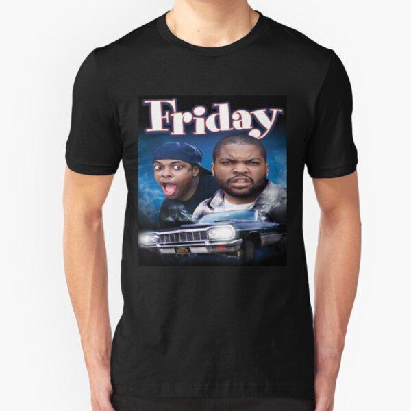 friday Slim Fit T-Shirt