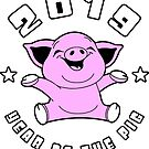 2019 Year of the Pig by EthosWear