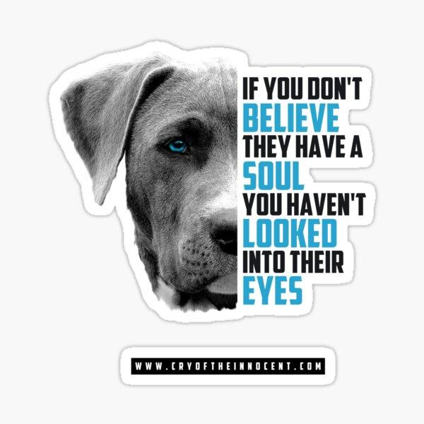 Animals Have A Soul Sticker