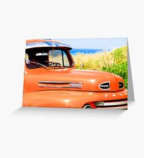 Ford Classics Greeting Card