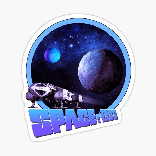 SPACE 1999 CIRCLE 2 Sticker