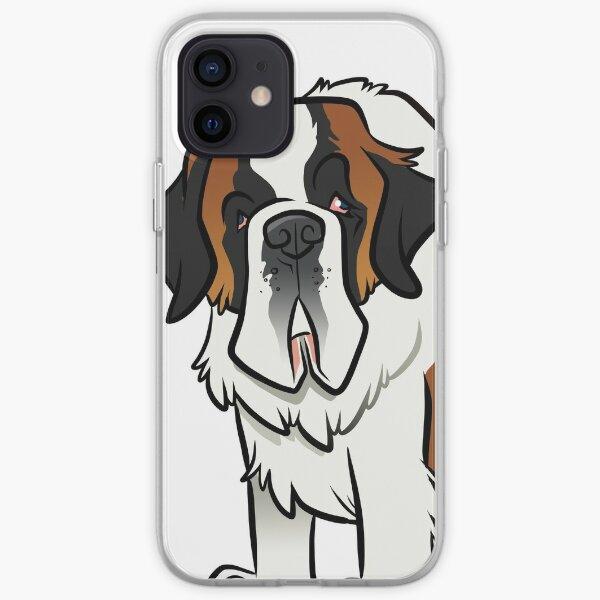 St. Bernard iPhone Soft Case