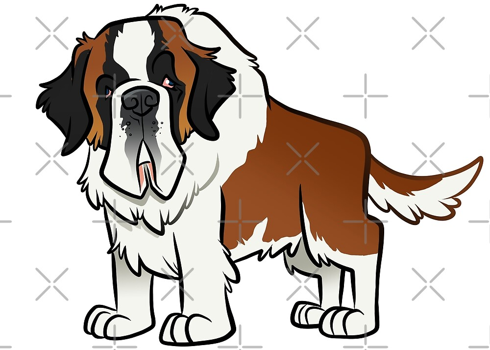 St. Bernard by binarygod