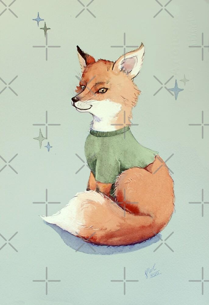 Joe Fox by Sarah  Mac Illustration