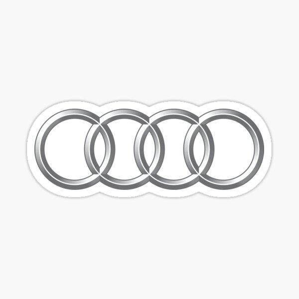 ring logo Sticker