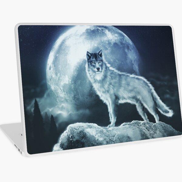 Wolf Laptop Skin