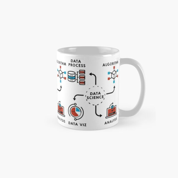 Data Science Designs Classic Mug