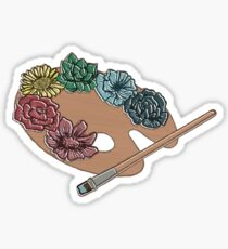 Inspired by Nature Sticker