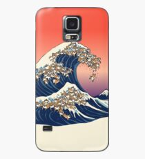 The Great Wave of Shiba Inu Case/Skin for Samsung Galaxy