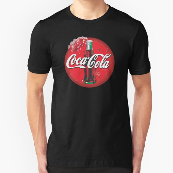 CocaCola not for SALE Slim Fit T-Shirt