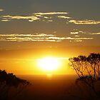 Teringie Sunset by Ben Loveday