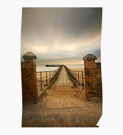 Pier entry Poster