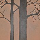 Winter Trees by Christopher Clark