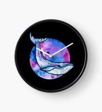 Reloj Ballena jorobada galaxia