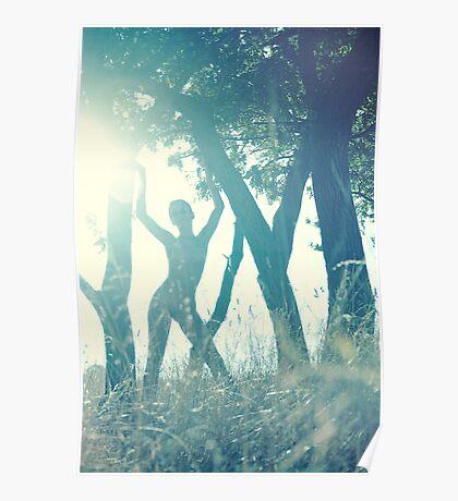 GEGENLICHT / BACK LIGHT I Poster