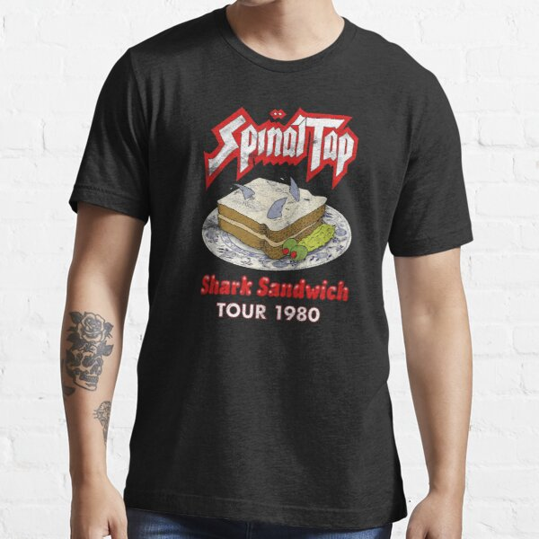 Spinal Tap Shark Sandwich Essential T-Shirt