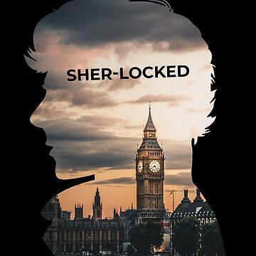 Sherlock Holmes · BBC tv show sherlock - sherlocked by Uwaki