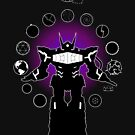 Dark Cybertron by SniperJo