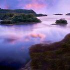 Loch Awe Scotland by Kathy Weaver