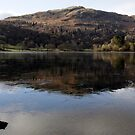 Grasmere reflections by Michael Oubridge