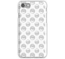 Little Hedgehog Pattern iPhone Case/Skin